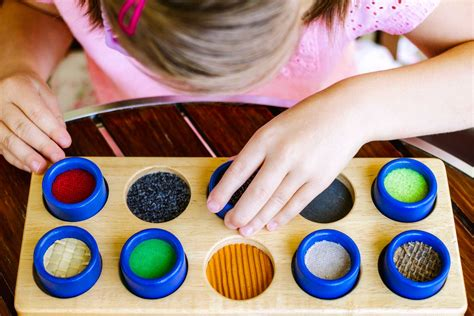 sensory table for sensory activities for kids reader 39 s digest