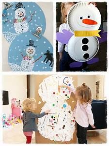 Bricolage 3 Ans : bricolage d hiver pour les 3 5 ans my blog ~ Melissatoandfro.com Idées de Décoration
