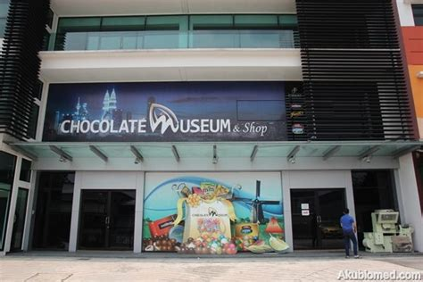 cari coklat  chocolate museum kota damansara