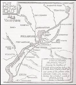 Delaware Valley Map