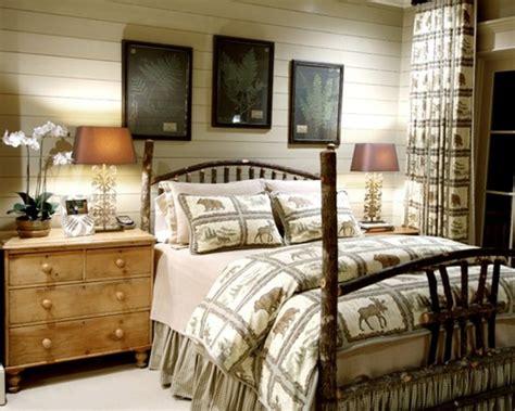 Rustic Bedrooms : Rustic Style Bedroom Design For Men