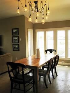 Farmhouse Dining Room Light Fixtures Home Design Ideas