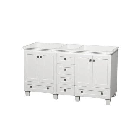 wyndham collection acclaim 60 in vanity cabinet