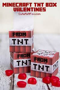 Printable Minecraft Valentines  Valentines