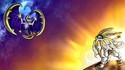 Sun Moon Pokemon Wallpapers Mon Solgaleo Background