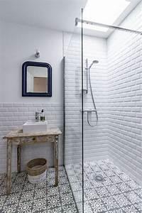 les 25 meilleures idees de la categorie carrelage de salle With carrelage metro pour salle de bain
