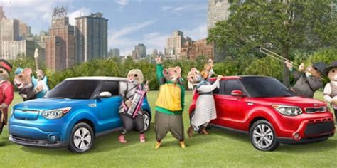 kias dancing hamsters return  newest soul ad campaign