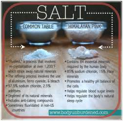 table salt vs himalayan pink salt superfood indonesia