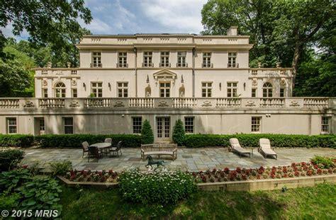 million beaux arts style limestone mansion
