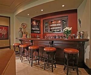 Some Cool Home Bar Design Ideas
