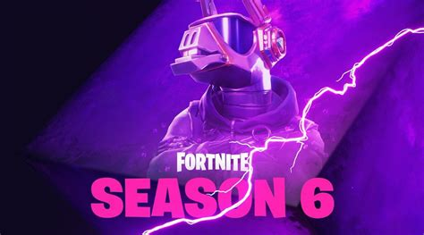 Fortnite Season 6 Promises A Big Party