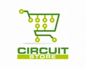 Logo: Circuit Store | Logorium.com