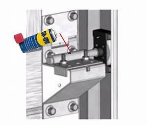 Motorisation porte de garage entretien des portes for Entretien porte de garage sectionnelle