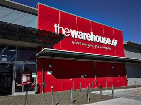 the warehouse auckland cbd store relocates inside retail