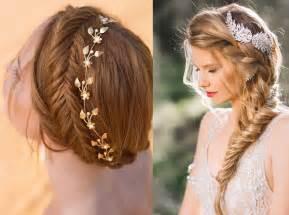 coiffure tresse mariage coiffure de mariée avec une tresse jevousdeclare