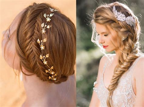 Coiffure Mariage Simple Tresse