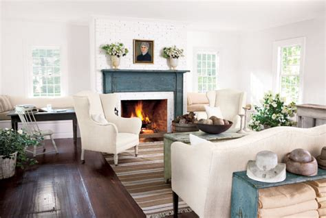 Ideas For White Living Room Decorating