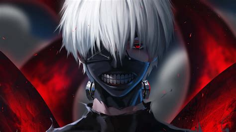 tokyo ghoul mask girl   hd wallpapers hd wallpapers