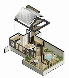 Aménagement Toit Terrasse : am nagement toit terrasse bois en espace de vie o s 39 abriter ~ Melissatoandfro.com Idées de Décoration