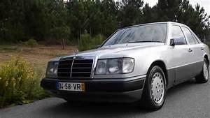 Mercedes W124 200d