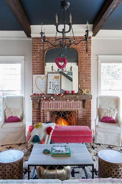 Decor Living Elegant Valentine Whimsical Colorful Decorating