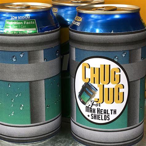 fortnite birthday chug jug printable bottle wraps chug