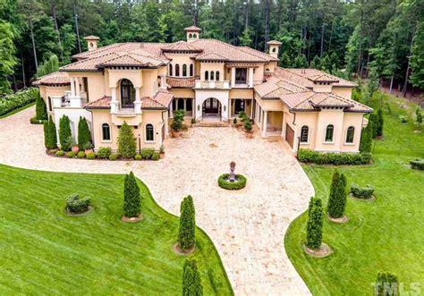 family room floor plans 11 000 square mediterranean mansion in durham nc