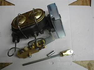 Gm Dual Manual Master Cylinder With Disc Drum