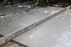 chape de ciment comment r 233 aliser une chape en ciment