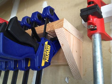 quick  simple clamp rack  jasonjenkins