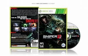Sniper Ghost Warrior 2 Xbox 360 Box Art Cover By Deiviuxs