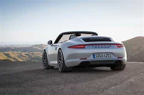 2015 Porsche 911 Carrera Gts First Drive