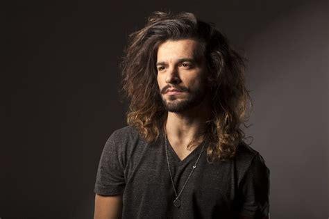 kickass long hairstyles  men  thick hair