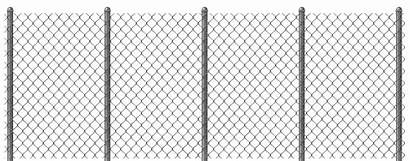 Chain Link Fence Clipart Fencing Electric Transparent