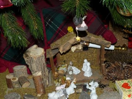 Decorating Ideas For Nativity by Tree Decorating Ideas Treasures