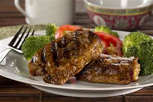 Teriyaki Chicken Thighs | MrFood.com