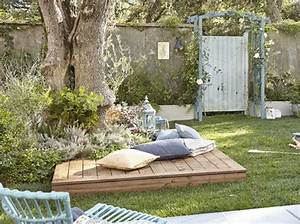 10 great ideas to copy for the garden a mini terrace With delightful comment amenager un jardin 9 jardin design zen japonais moderne un jardin pas