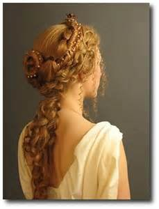 Ancient Roman Wedding Hairstyles