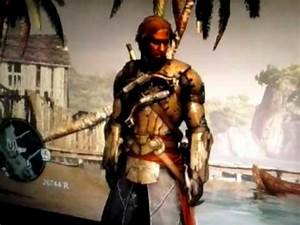 AC4 Blackflag Mayan And Templar Armor Unlock Locations | How To Save Money And Do It Yourself!