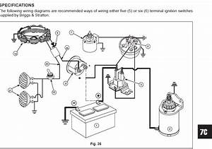 3 Post Solenoid Wiring Diagram Brigs And Stratton