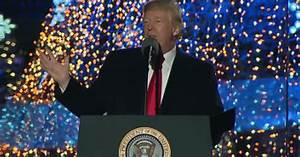 President Trump's Christmas Message Has 5 New Words That ...