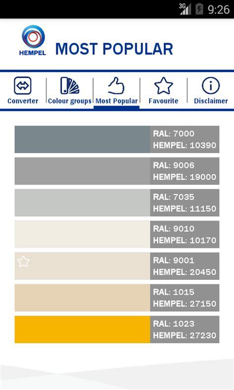 hempel paint color card paint color ideas