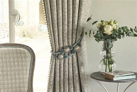 Creative Curtain Tie Backs