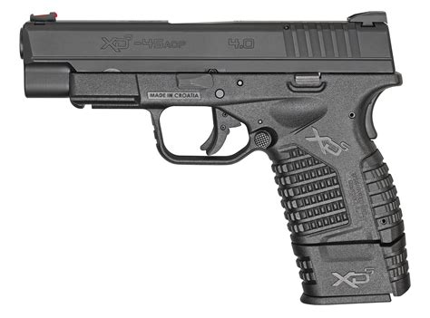 "Xds 4"" 45acp Handgun  Top Concealed Carry Pistol For Sale"