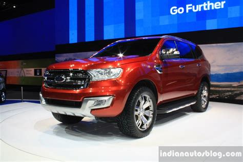 2018 Ford Endeavour Everest To Be Revealed On Nov 14