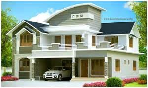 house plans contemporary 2951 sqft beautiful contemporary kerala house design