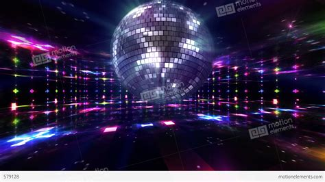 disco ball floor l disco floor c1bs hd stock animation 579128