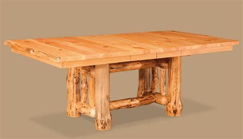 products dutchman log furniture