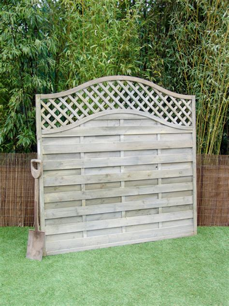 Curved Trellis Fencing by Palmbrokers Catalogue Fencing Trellis Gates