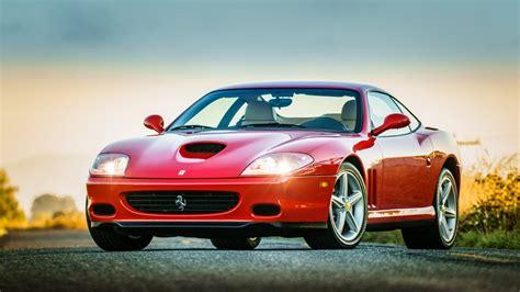 The ferrari maranello name refers to two models: Ferrari 550 Maranello (1996-2002) - 575M Maranello (2002 ...